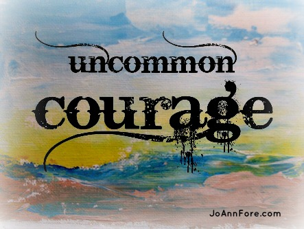 uncommon courage  1