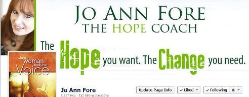 Jo Ann on Facebook