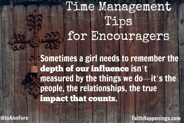 FH - Time Management Tips