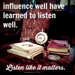 leaders who listen