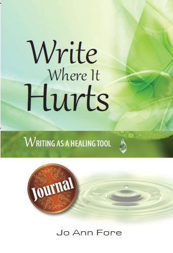 Write Where It Hurts Journal