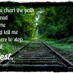 chart the path