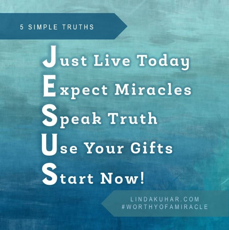 5 Simple Truths Linda Kuhar